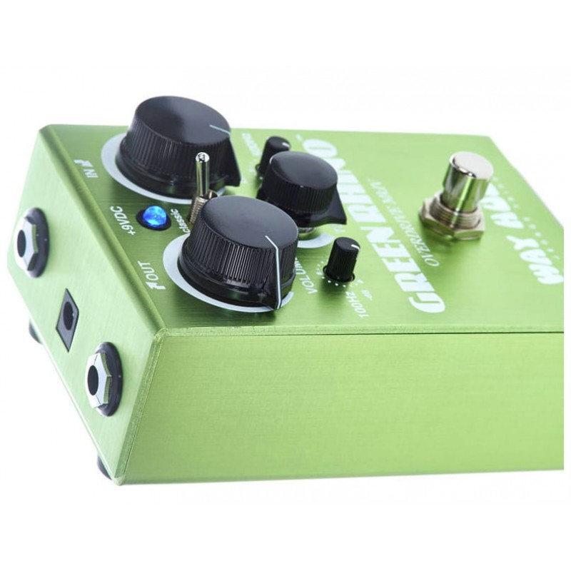 bass distortion pedals