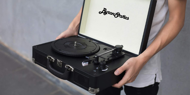Best Turntables Under $100