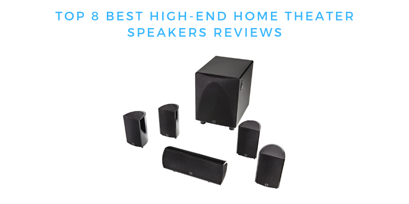 High-End Home Theater Speakers