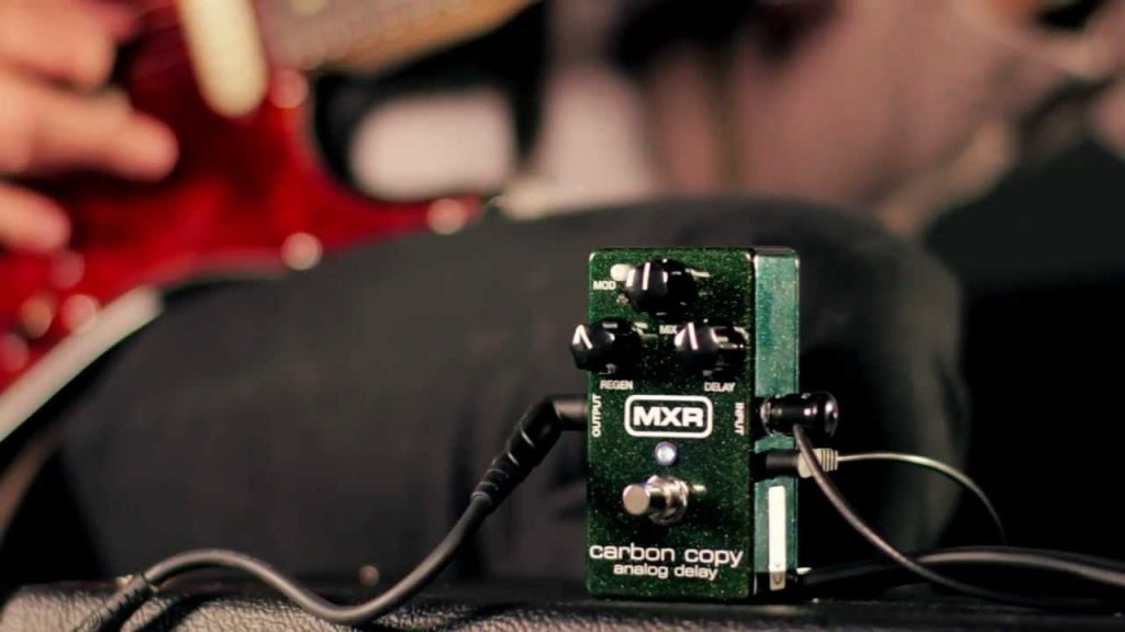 best analog delay pedals