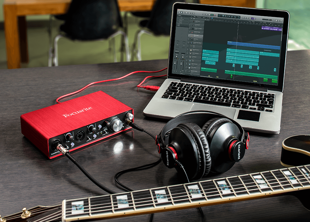 Top 8 Best Audio Interface On The Market 2021 Reviews