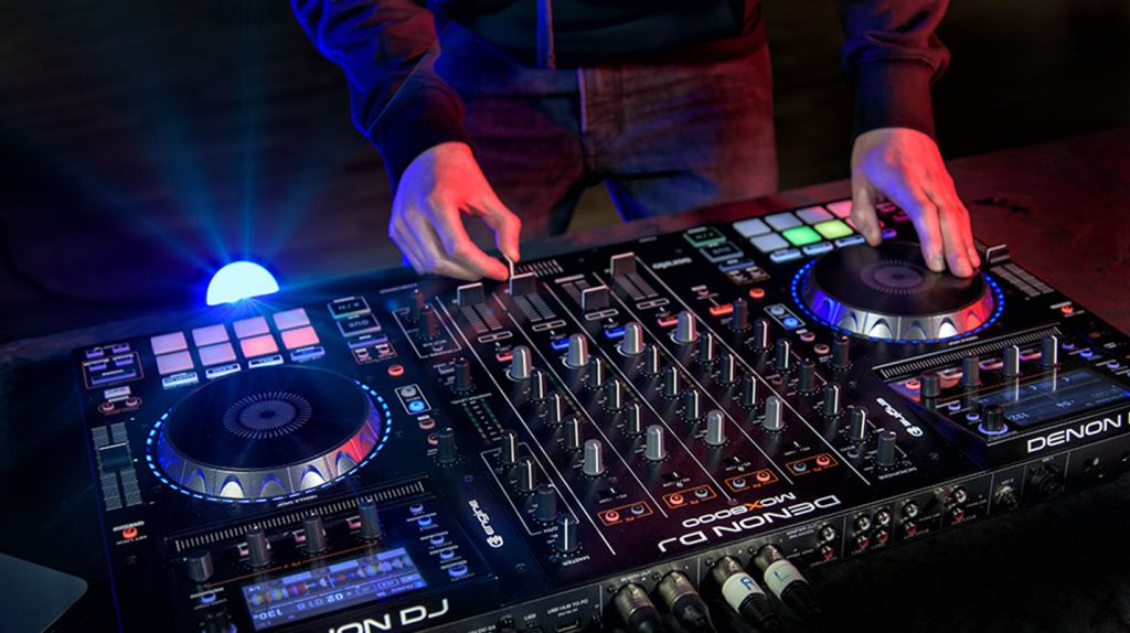 best dj mixers reviews