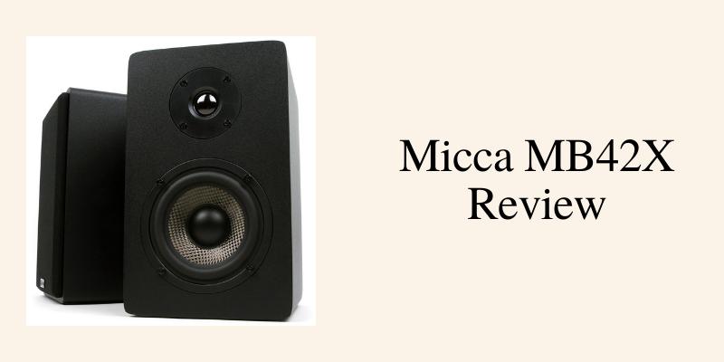 Micca MB42X