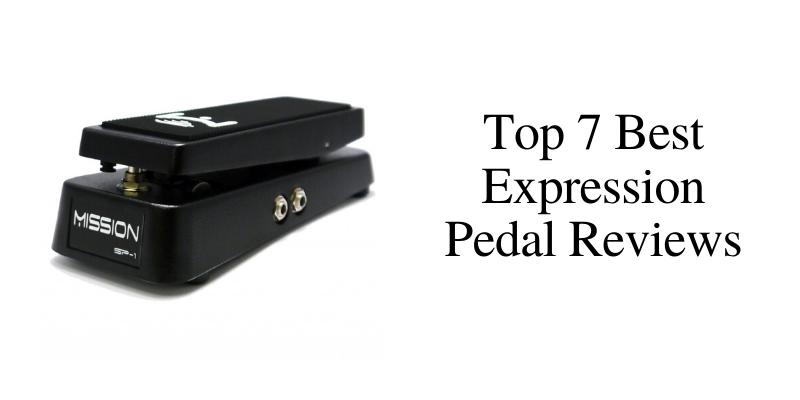 best expression pedal reviews