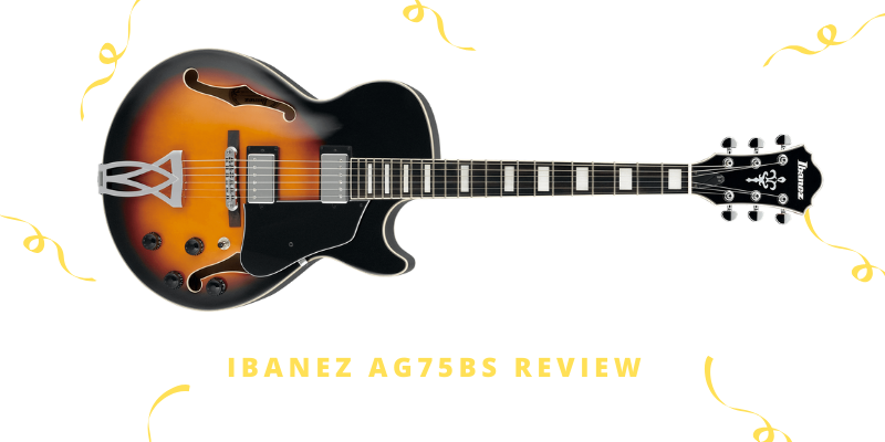 ibanez ag75bs