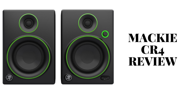 mackie cr4 review