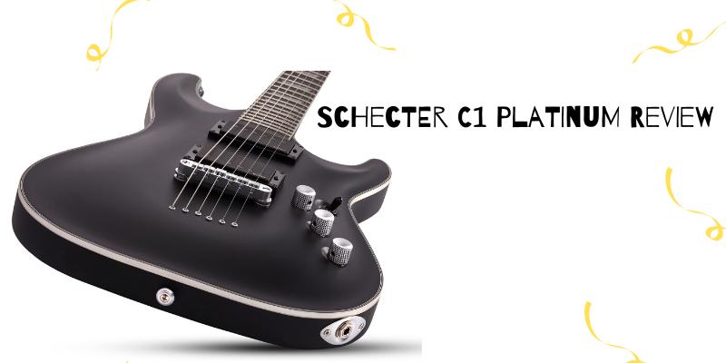 schecter c1 platinum
