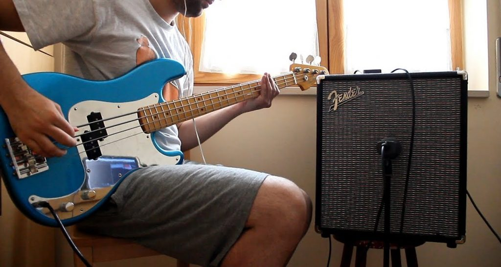 Fender Rumble40 review