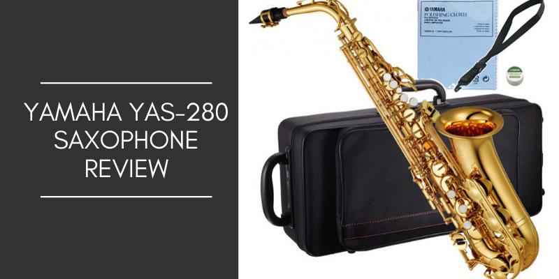 yamaha yas 280 saxophone