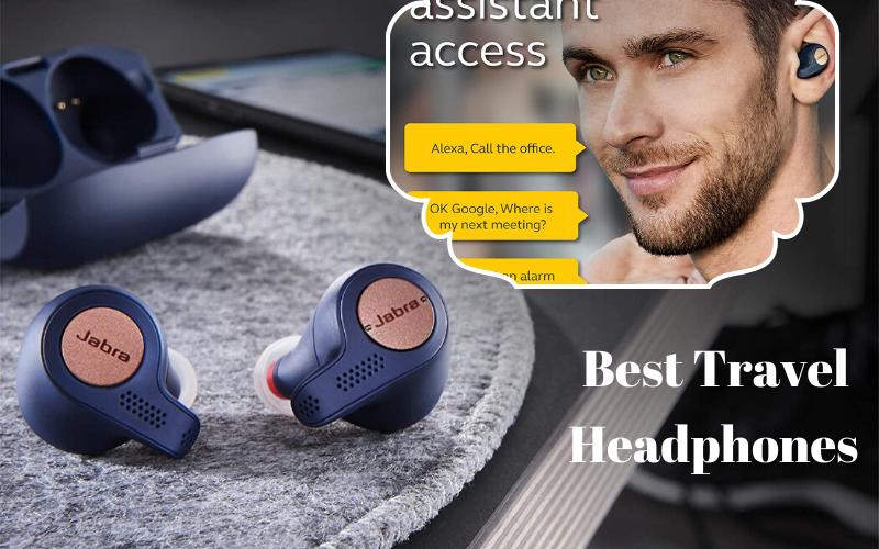 Best Travel Headphones On The Market 2021 Reviews
