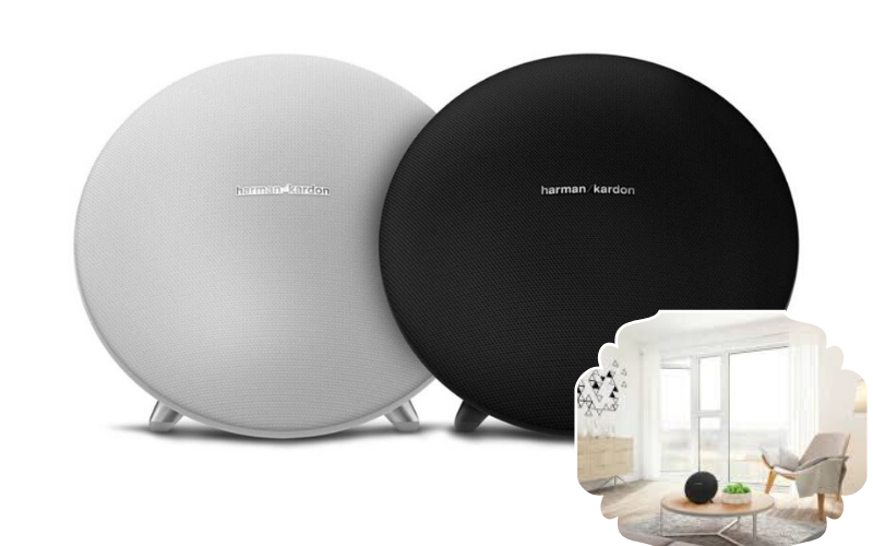 Harman Kardon Onyx Studio 3 Bluetooth Speakers